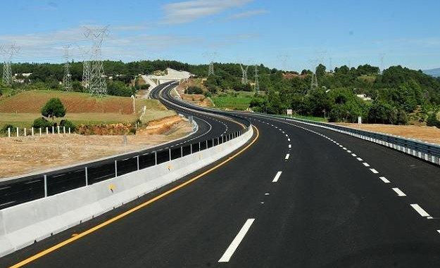 asfalto para carretera